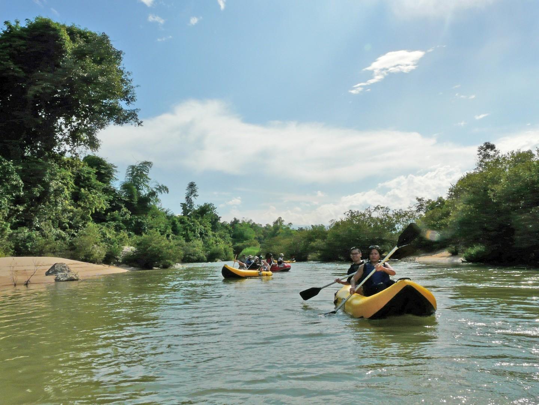 rafting to Nha Trang