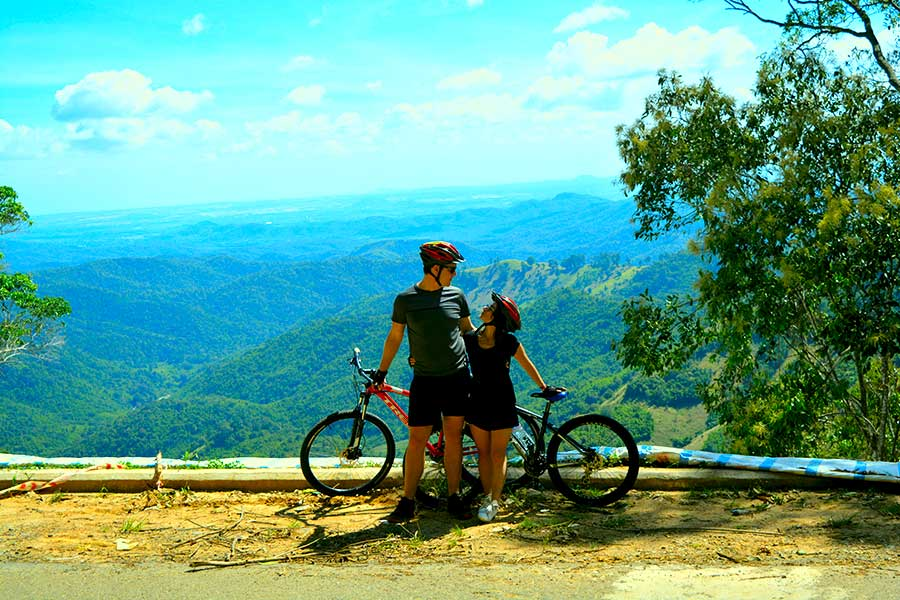biking from dalat to mui ne