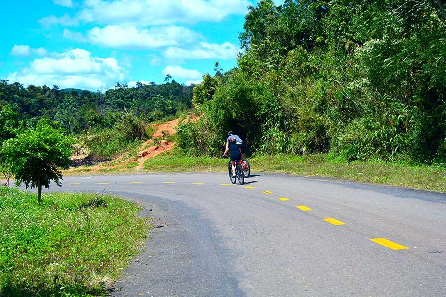biking dalat