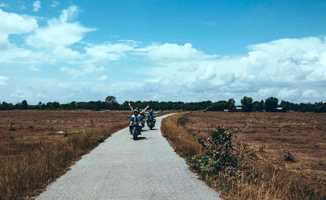 ADVENTURE FROM DA LAT TO HOI AN