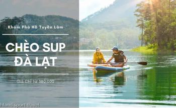 Chèo Thuyền Sup Ngắm Lá Phong 2020