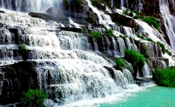 DALAT CITY OPTION 3-WATERFALL TOUR
